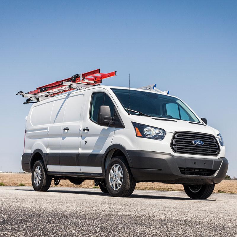 Custom Work Vans Truck Uping